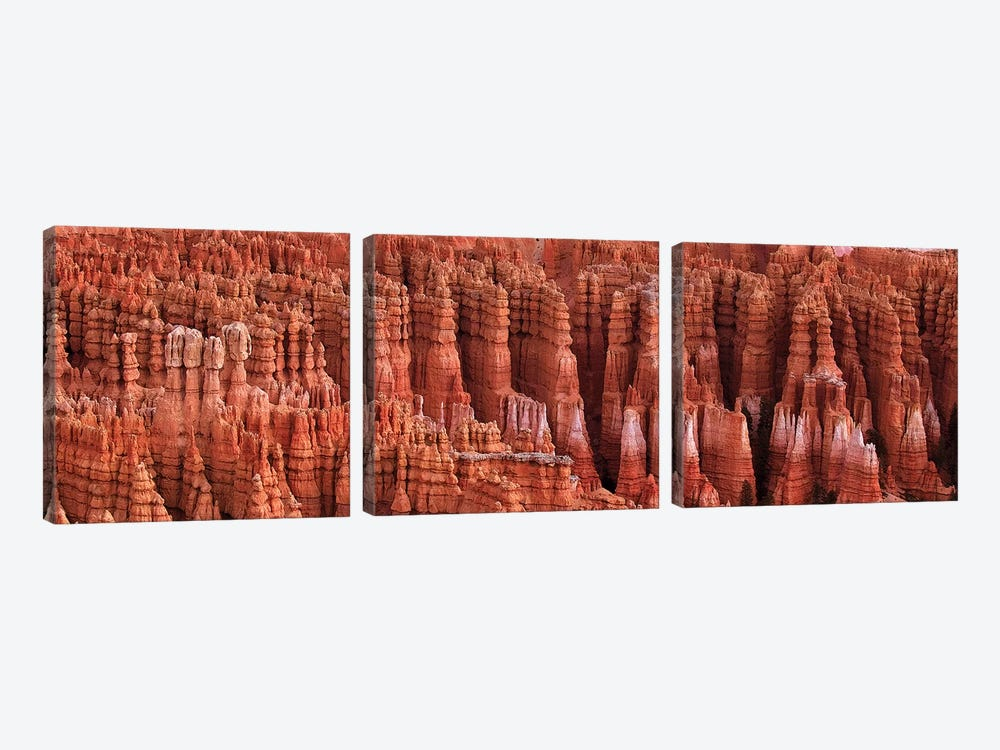 Bryce Canyon, Utah 3-piece Canvas Art