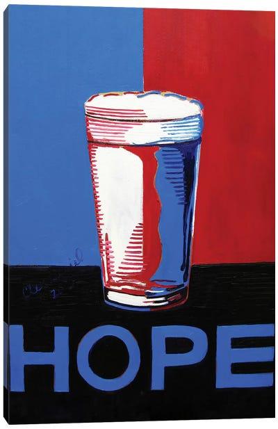 Hope Pint Canvas Art Print