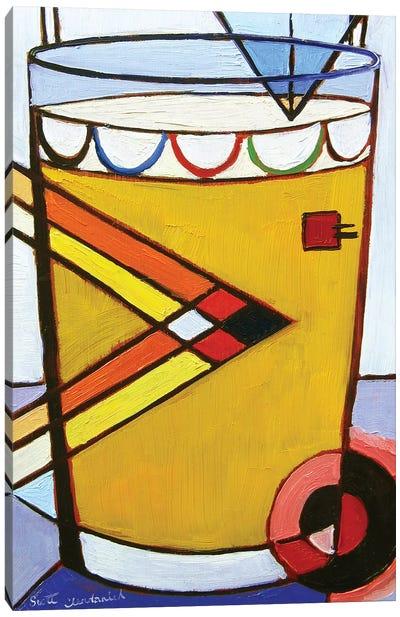 Kandinsky Pint Canvas Art Print