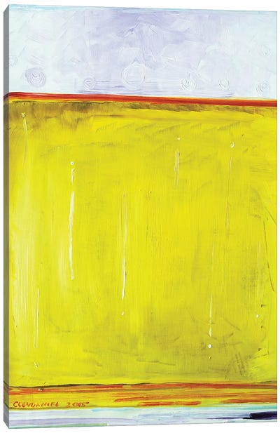 Rothko Pint Canvas Art Print