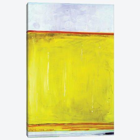 Rothko Pint Canvas Print #SCD37} by Scott Clendaniel Art Print