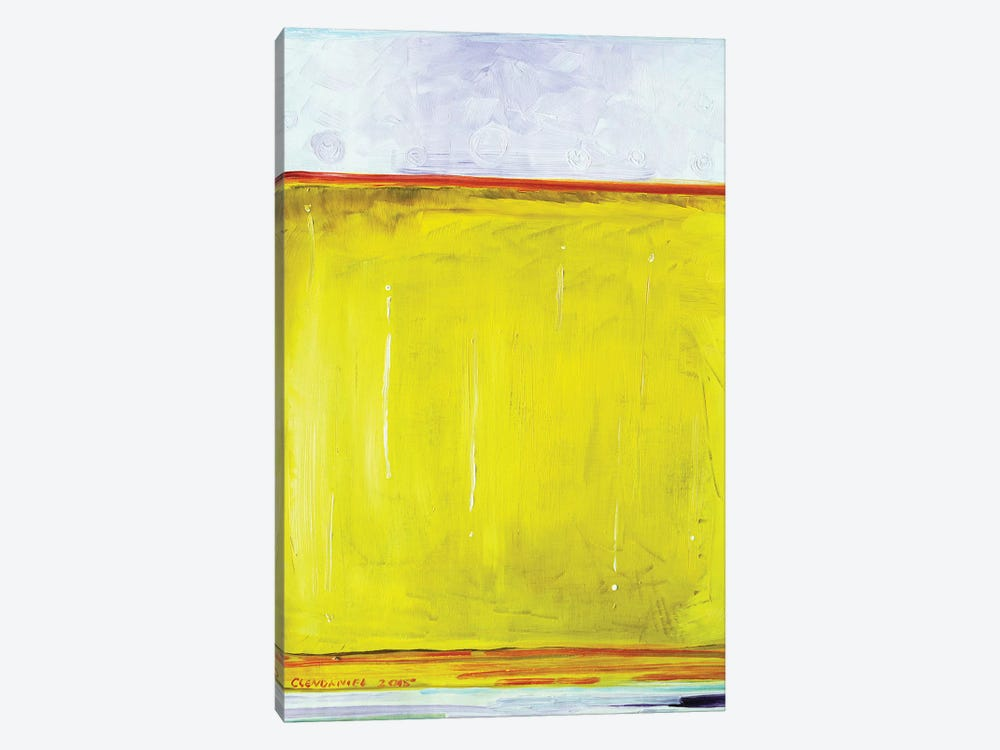 Rothko Pint by Scott Clendaniel 1-piece Canvas Art Print