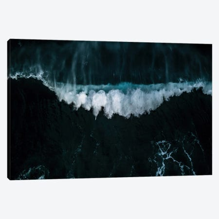 Wave In Motion Canvas Print #SCE120} by Michael Schauer Canvas Print