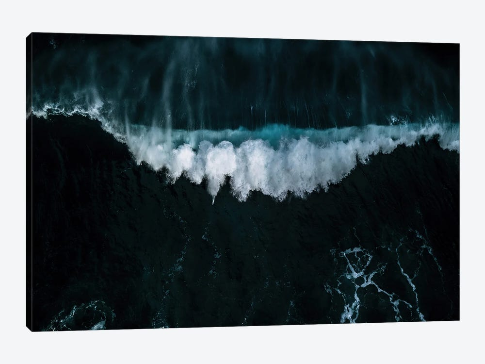 Wave In Motion by Michael Schauer 1-piece Canvas Print
