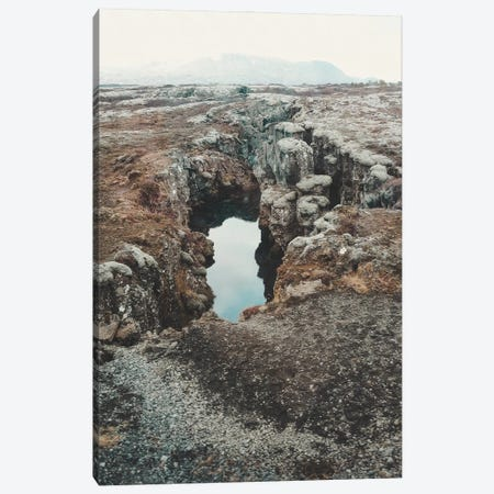 Thingvellir National Park In Iceland Canvas Print #SCE6} by Michael Schauer Canvas Print