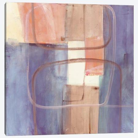 Passage II Blush Purple Canvas Print #SCH80} by Mike Schick Canvas Print