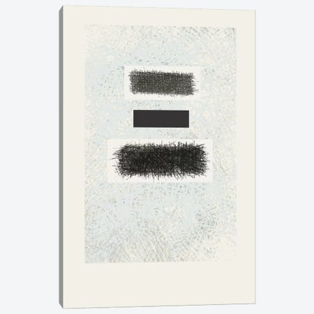Blackout Canvas Print #SCH85} by Mike Schick Canvas Artwork
