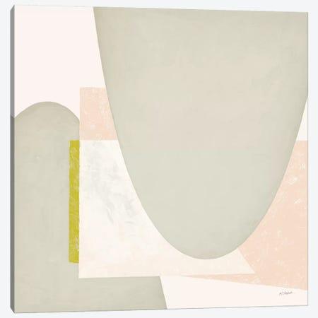 Blackbird Neutral Canvas Print #SCH93} by Mike Schick Canvas Art