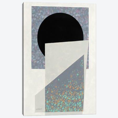 Full Moon I v2 Panel Canvas Print #SCH94} by Mike Schick Art Print