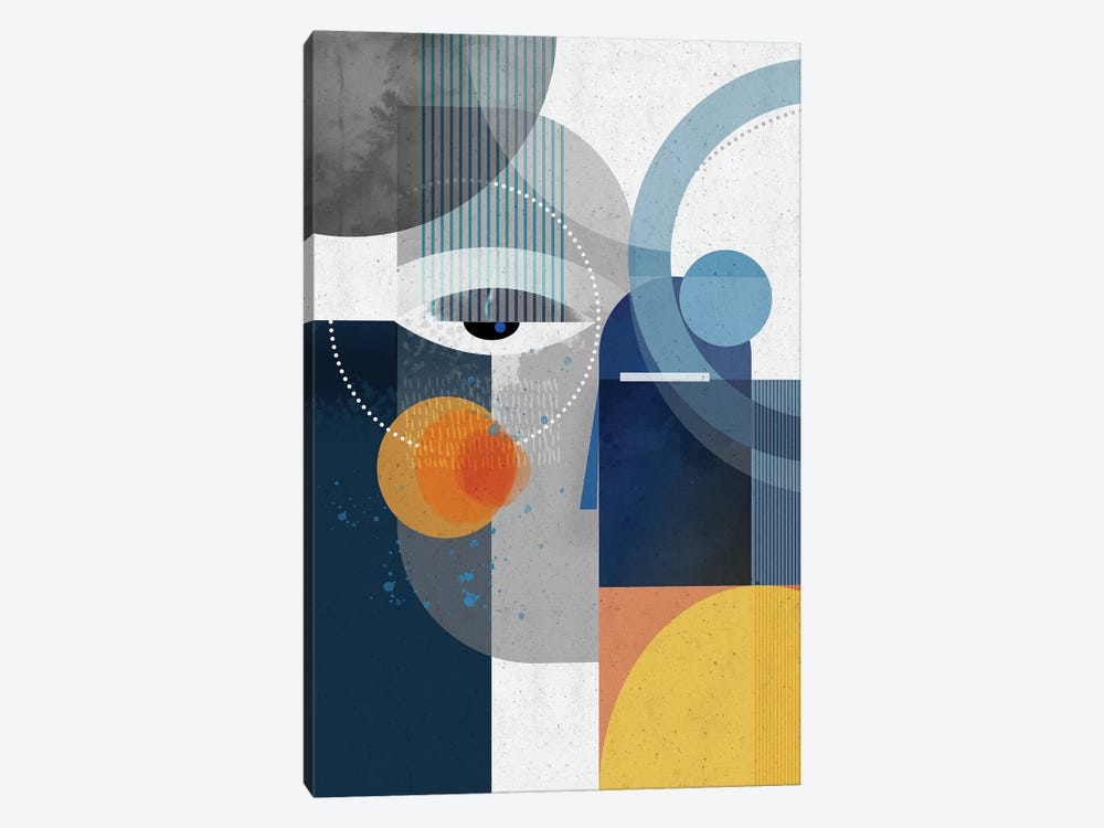 Obsedian by Soul Curry Art & Illustrations 1-piece Canvas Print