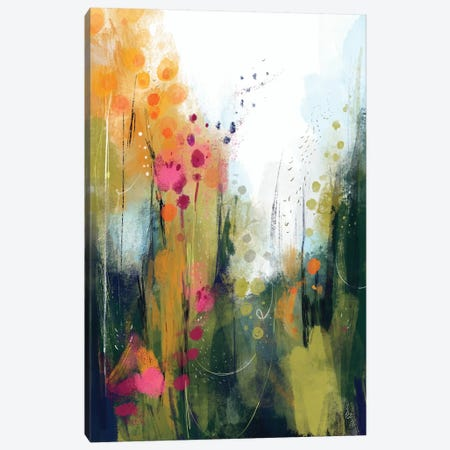 Wildwood Canvas Print #SCI136} by Soul Curry Art & Illustrations Canvas Print