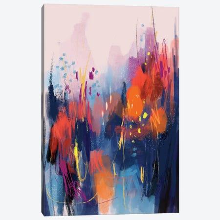 Prismatic Canvas Print #SCI137} by Soul Curry Art & Illustrations Art Print