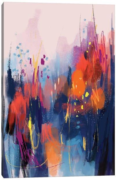 Prismatic Canvas Art Print