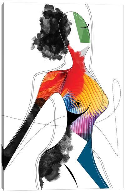 Vivid - Invincible Canvas Art Print