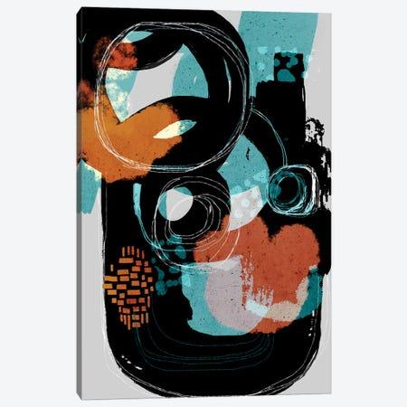 City Lights Canvas Print #SCI65} by Soul Curry Art & Illustrations Art Print