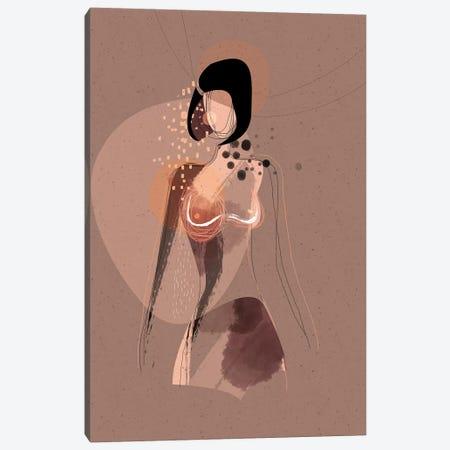 Sandstorm Canvas Print #SCI78} by Soul Curry Art & Illustrations Art Print