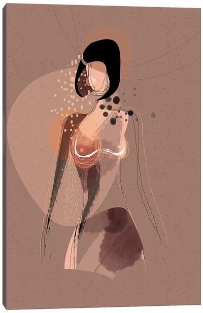 Sandstorm Canvas Art Print