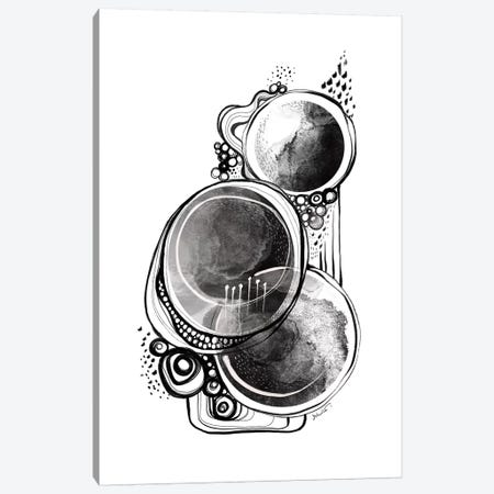 Ring Canvas Print #SCI91} by Soul Curry Art & Illustrations Art Print