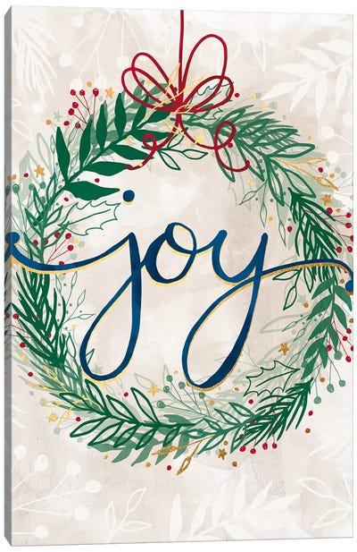 Christmas Cheer I Canvas Art Print