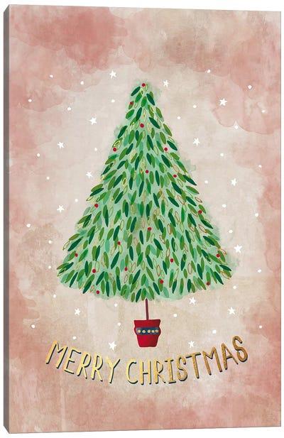 Christmas Cheer II Canvas Art Print