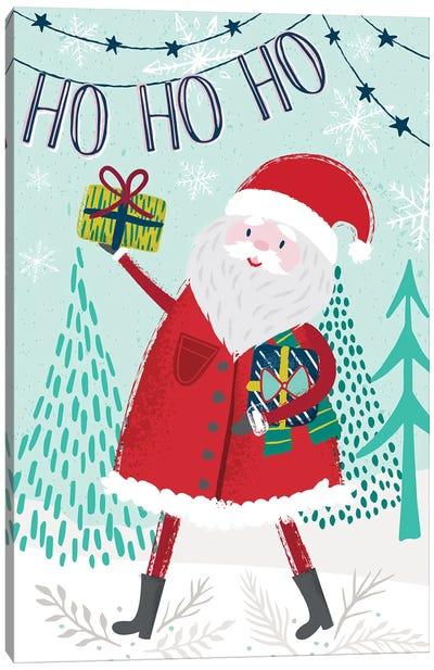Jingle All The Way I Canvas Art Print