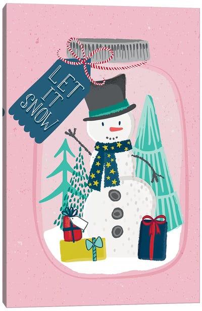 Jingle All The Way III Canvas Art Print