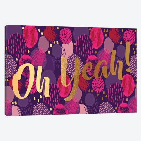 Step On It I Canvas Print #SCL2} by Sarah Callis Canvas Art Print