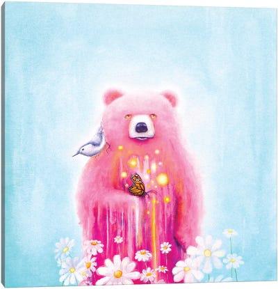 Melty Canvas Art Print