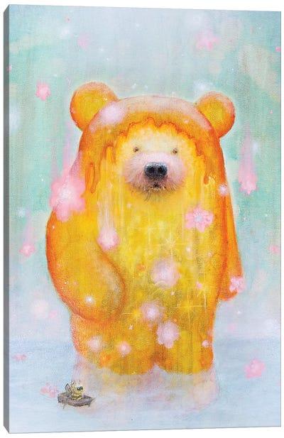 Milk And Honey Canvas Art Print