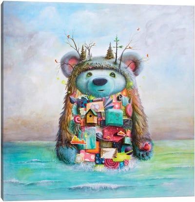 The Adventure Canvas Art Print