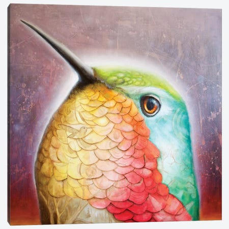 Ether Ethos Canvas Print #SCM8} by Scott Mills Canvas Art