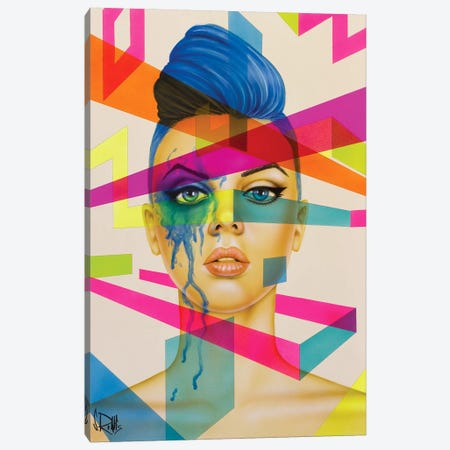 Room To Breathe Canvas Print #SCR101} by Scott Rohlfs Canvas Art Print