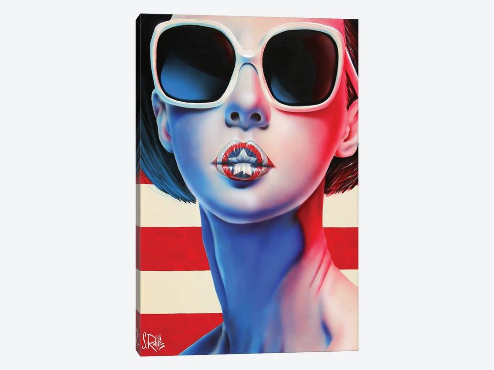 The New National Anthem by Scott Rohlfs 1-piece Canvas Wall Art