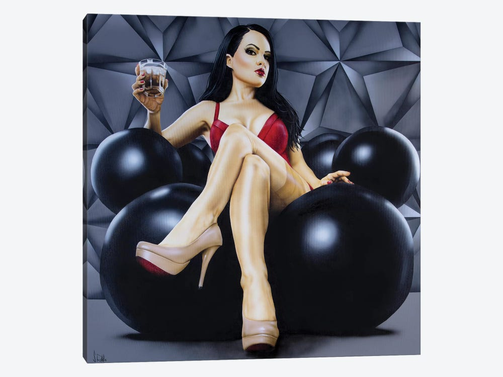 Boss Lady by Scott Rohlfs 1-piece Canvas Art