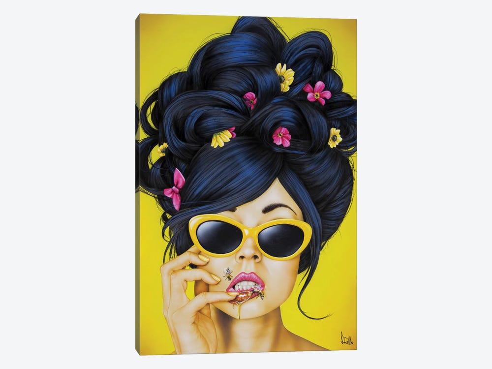 Honey Lips by Scott Rohlfs 1-piece Canvas Art