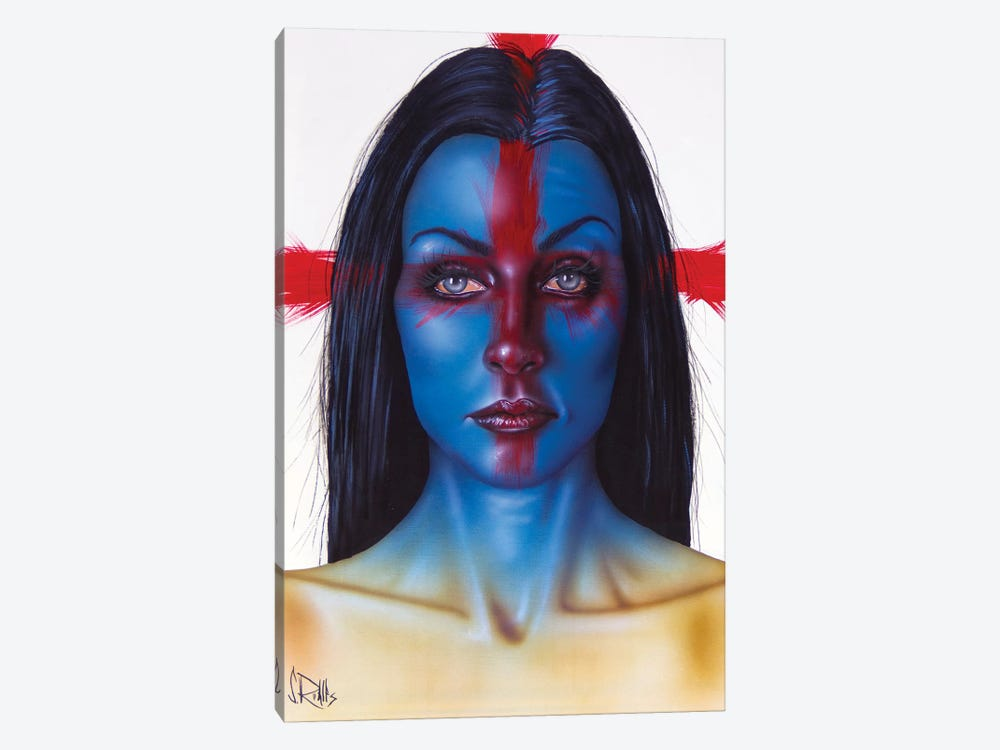 I'm Not The One by Scott Rohlfs 1-piece Canvas Art
