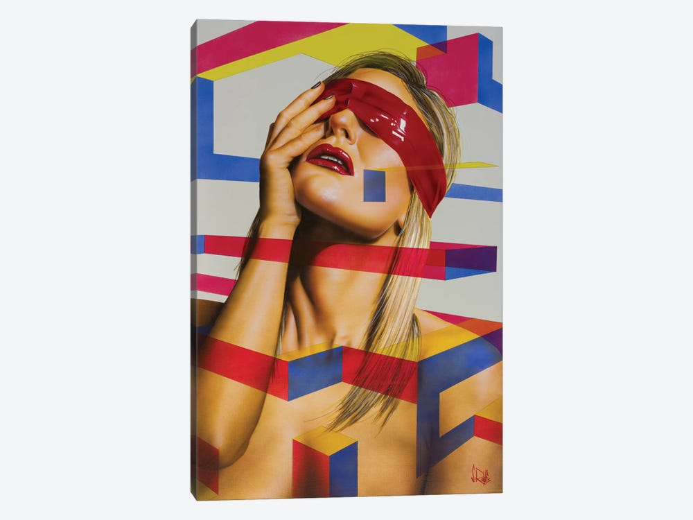 Soul And Body by Scott Rohlfs 1-piece Canvas Wall Art