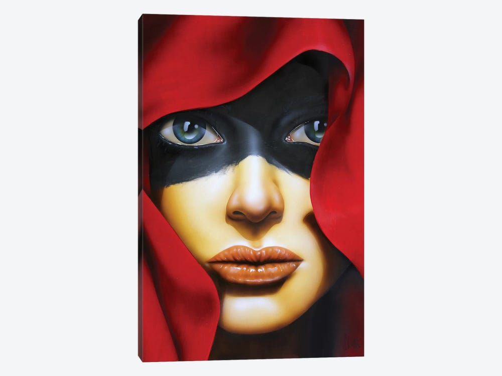 End of Me by Scott Rohlfs 1-piece Canvas Art Print