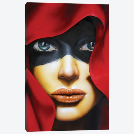 End of Me Canvas Print #SCR128} by Scott Rohlfs Canvas Art Print