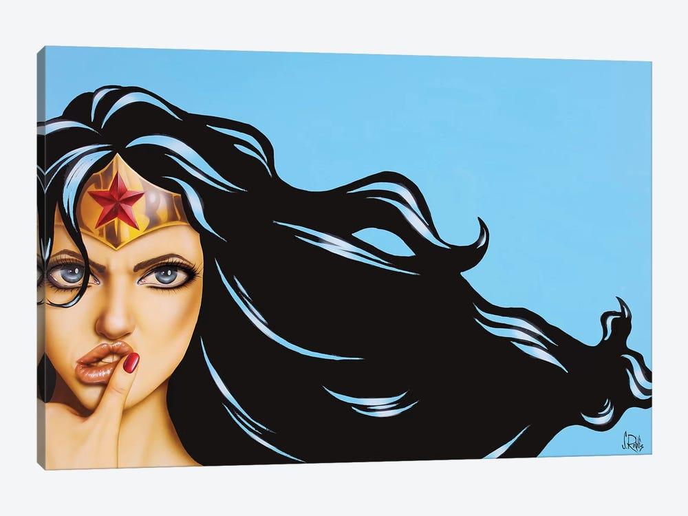 It's On by Scott Rohlfs 1-piece Canvas Wall Art