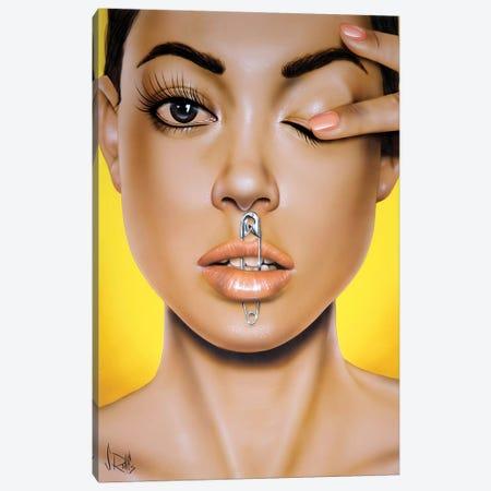 Safety First Canvas Print #SCR131} by Scott Rohlfs Canvas Artwork