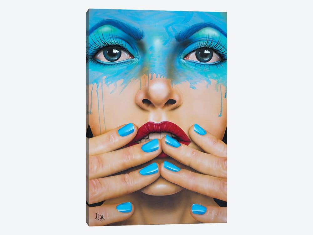 World Gone Mad by Scott Rohlfs 1-piece Canvas Art Print