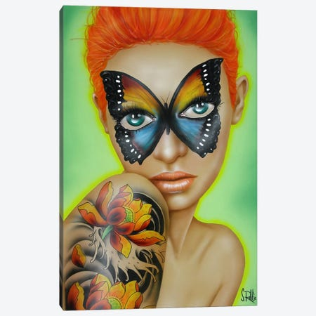 Change Is Coming Canvas Print #SCR14} by Scott Rohlfs Canvas Print