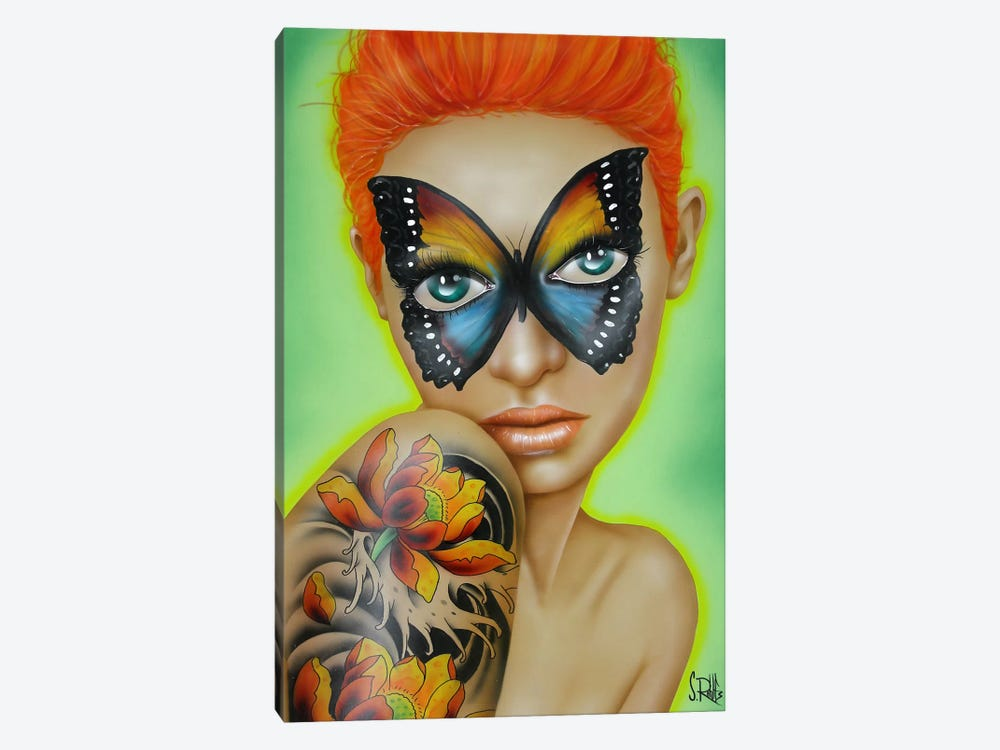 Change Is Coming by Scott Rohlfs 1-piece Canvas Art Print