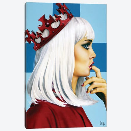 Crown the Empire Canvas Print #SCR154} by Scott Rohlfs Art Print