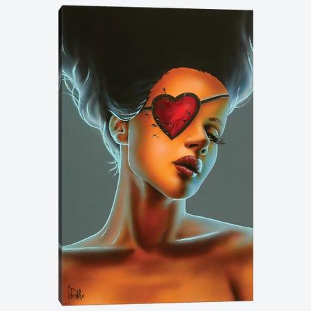 Love Like Winter Canvas Print #SCR155} by Scott Rohlfs Canvas Print