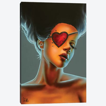 Love Like Winter Canvas Print #SCR155} by Scott Rohlfs Canvas Print