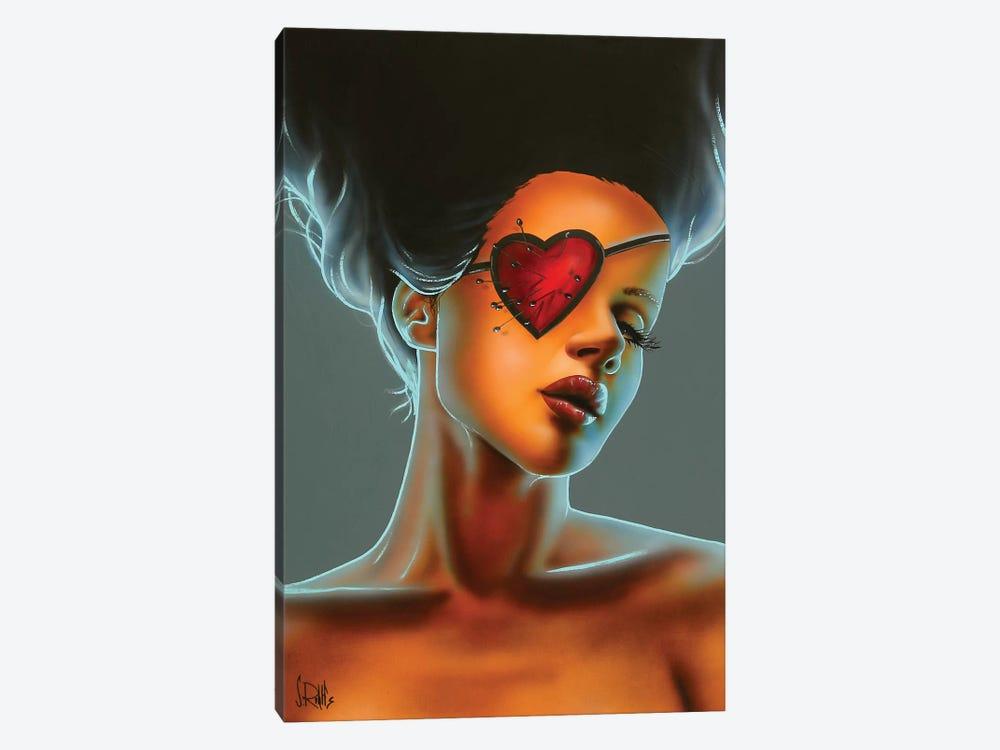 Love Like Winter by Scott Rohlfs 1-piece Canvas Art Print