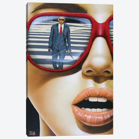 Destiny Canvas Print #SCR19} by Scott Rohlfs Canvas Art
