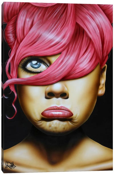 Almost Famous by Scott Rohlfs Canvas Art Print